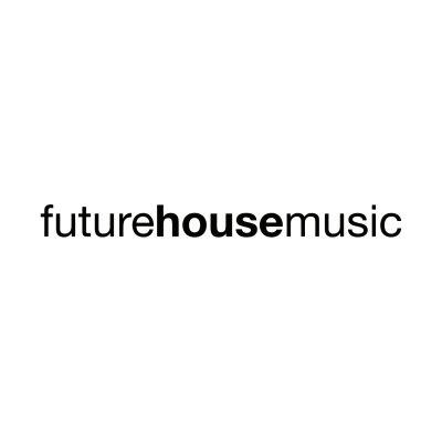 logo future house music