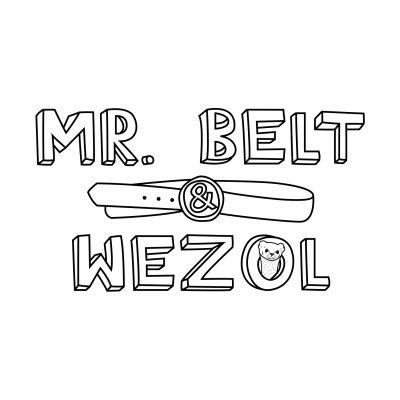 logo mr belt & wezol